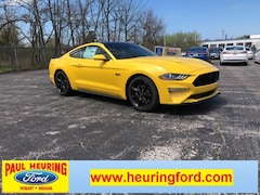 New 2018 Ford Mustang GT Coupe 1FA6P8CF6J5165341 for sale in Hobart, IN