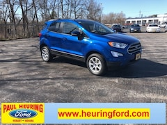 New 2018 Ford EcoSport SE Crossover MAJ6P1UL5JC186236 for sale in Hobart, IN