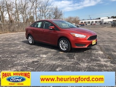New 2018 Ford Focus SE Sedan 1FADP3F2XJL309360 for sale in Hobart, IN