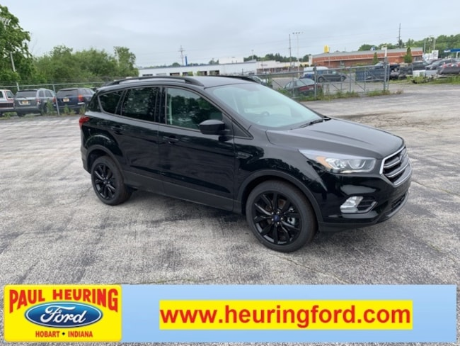 New 2019 Ford Escape SE SUV for sale in Hobart, IN