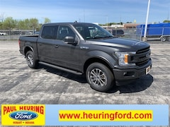 New 2019 Ford F-150 XLT Truck 1FTEW1EP6KFA76189 for sale in Hobart, IN