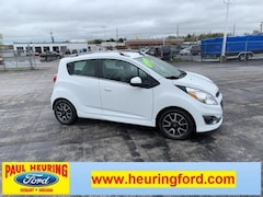 Bargain Inventory 2014 Chevrolet Spark 2LT Hatchback for sale in Hobart, IN