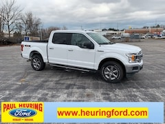 New 2018 Ford F-150 XLT Truck for sale in Hobart, IN