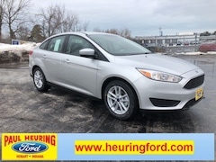New 2018 Ford Focus SE Sedan 1FADP3F2XJL257258 for sale in Hobart, IN