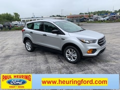 New 2019 Ford Escape S SUV 1FMCU0F76KUB96913 for sale in Hobart, IN