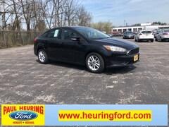 New 2018 Ford Focus SE Sedan 1FADP3F28JL320177 for sale in Hobart, IN