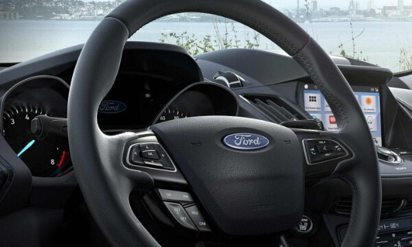 2019 Ford Escape Steering Wheel