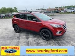 New 2019 Ford Escape SE SUV 1FMCU0GD4KUB96915 for sale in Hobart, IN