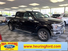 New 2019 Ford F-150 Lariat Truck 1FTEW1E51KFA09580 for sale in Hobart, IN