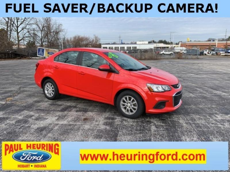 Used 2017 Chevrolet Sonic For Sale Hobart In Stock 18p075