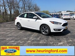 New 2018 Ford Focus SE Sedan 1FADP3FE7JL320178 for sale in Hobart, IN
