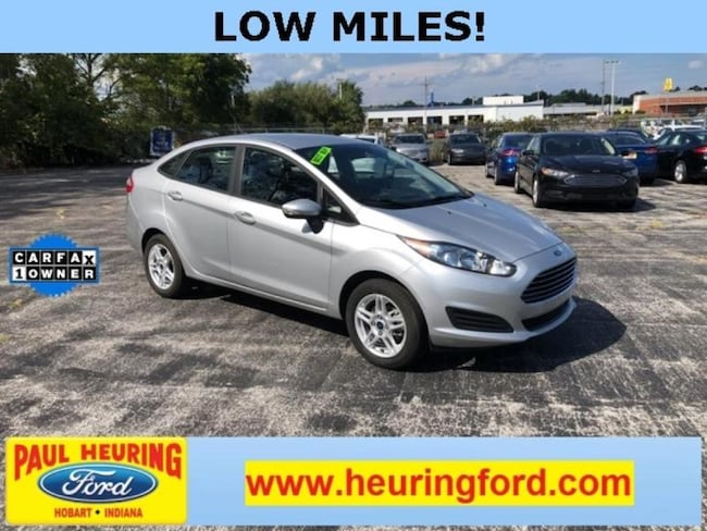 Pre-Owned 2018 Ford Fiesta SE Sedan for sale in Hobart, IN