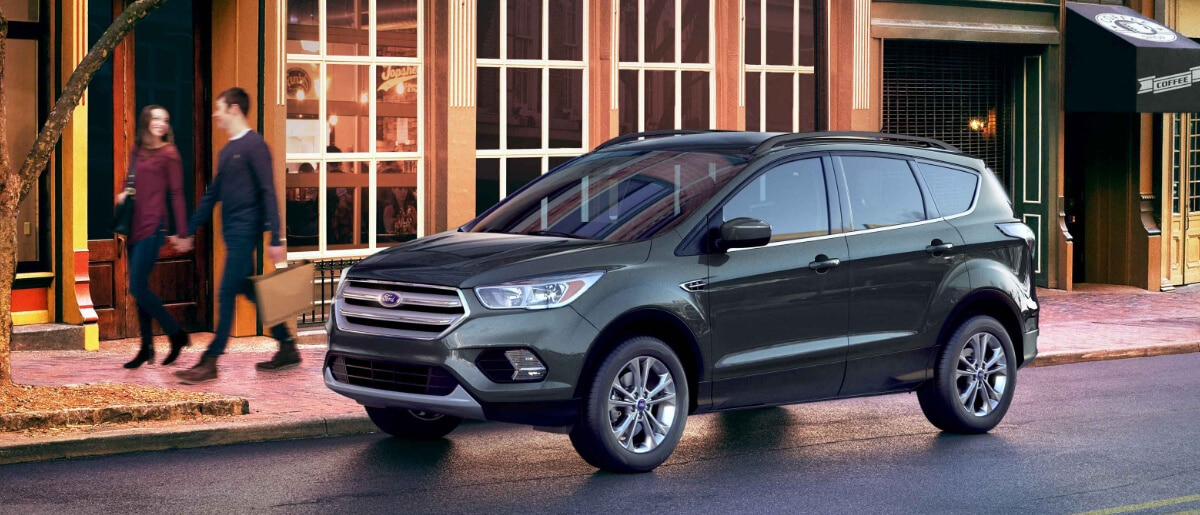 2019 Ford Escape in town
