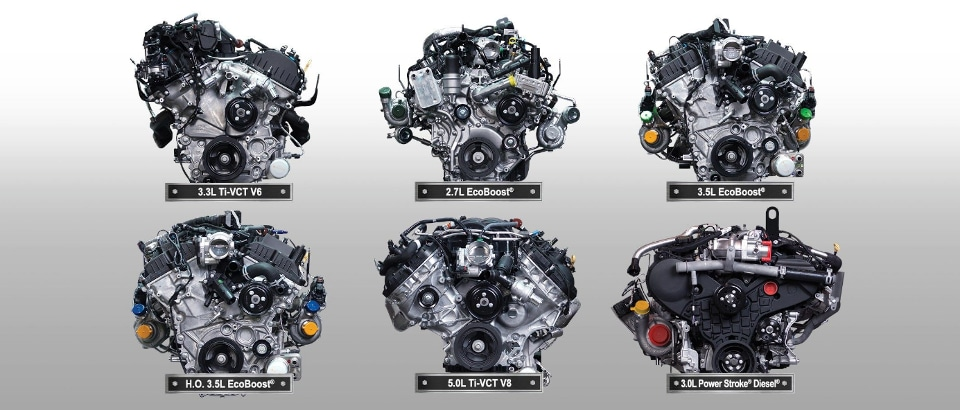 2.7 L Ecoboost V6 >> Ford F 150 Engines 3 5l Ecoboost V6 Vs 2 7l Ecoboost Vs 3 3l Ti Vct