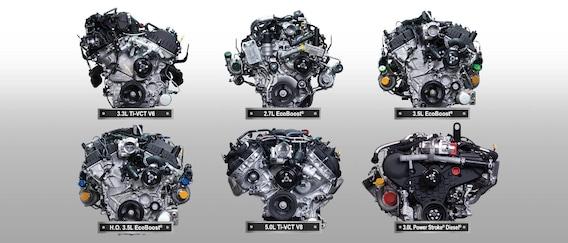 2.7 L Ecoboost V6 >> Ford F 150 Engines 3 5l Ecoboost V6 Vs 2 7l Ecoboost Vs 3 3