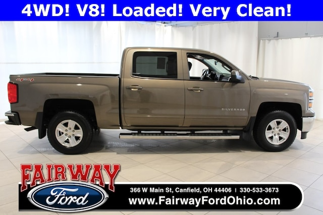 Fairway Ford Kingsport Tn >> Used Trucks For Sale Canfield Pre Owned Truck Inventory