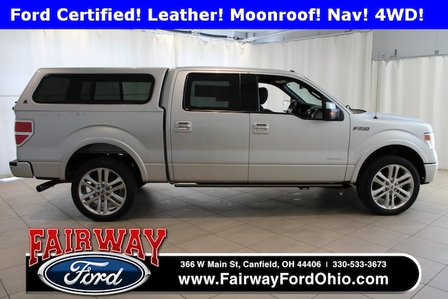 2014 Ford F-150 Limited Truck