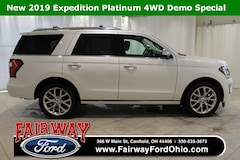 2019 Ford Expedition Platinum 4WD SUV