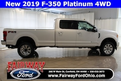 2019 Ford F-350SD Platinum 4WD Truck