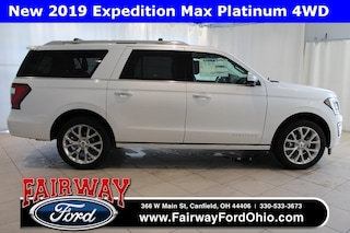 2019 Ford Expedition Max Platinum 4WD SUV