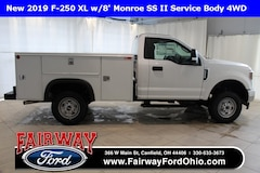 2019 Ford F-250SD XL w/8ft Monroe SS II Service Body 4WD Truck