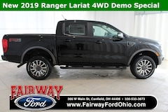 2019 Ford Ranger Lariat 4WD Truck