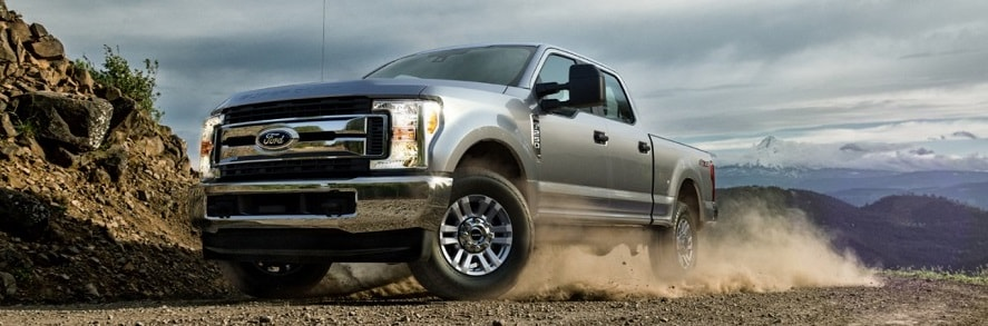 difference between f-250 and f-350