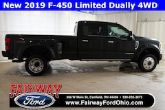 2019 Ford F-450SD Limited 4WD Truck