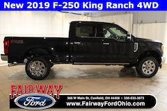 2019 Ford F-250SD King Ranch 4WD Truck