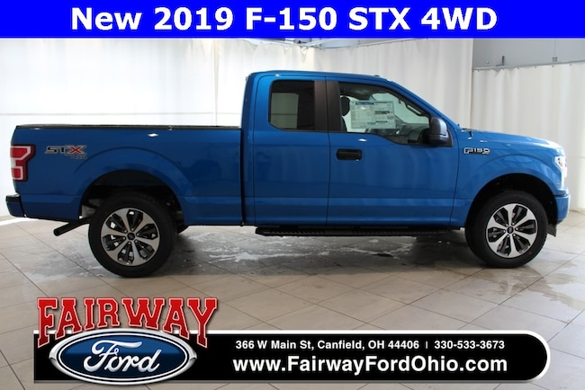 New 2019 Ford F-150 STX 4WD Truck in Canfield