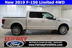 2019 Ford F-150 Limited 4WD Truck