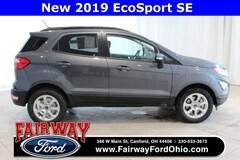 2019 Ford EcoSport SE FWD SUV