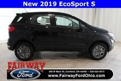 2019 Ford EcoSport S FWD SUV