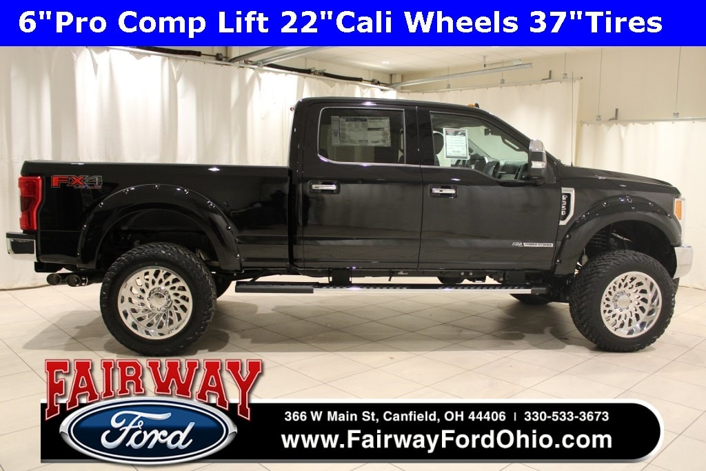 2019 Ford F-350SD Lariat 4WD Truck