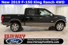 2019 Ford F-150 King Ranch 4WD Truck