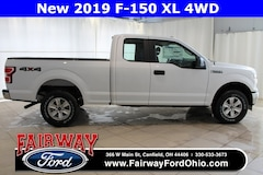 2019 Ford F-150 XL 4WD Truck