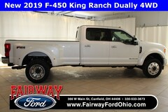2019 Ford F-450SD King Ranch 4WD Truck