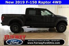 2019 Ford F-150 Raptor 4WD Truck