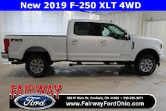 2019 Ford F-250SD XLT 4WD Truck