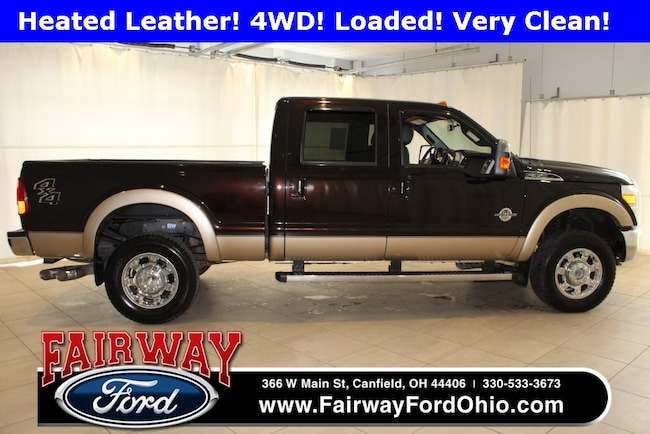 2013 Ford F-350SD Lariat Truck