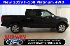 2019 Ford F-150 Platinum 4WD Truck