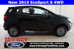 2019 Ford EcoSport S 4WD SUV