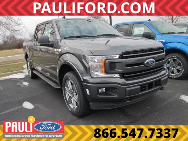 New 2019 Ford F-150 XLT Truck For Sale Saint Johns MI