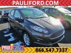 New 2018 Ford Fiesta SE Hatchback Lansing, Michigan