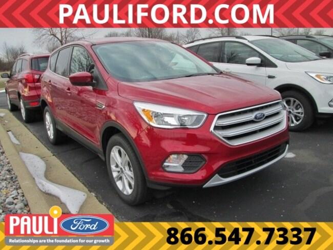 New 2019 Ford Escape SE SUV For Sale Saint Johns MI