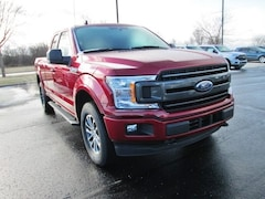 New 2019 Ford F-150 XLT Truck Lansing, Michigan