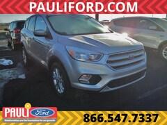 New 2019 Ford Escape SE SUV Lansing, Michigan