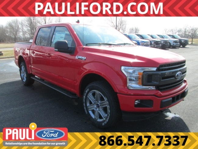 New 2019 Ford F-150 XLT Truck For Sale Saint Johns MI