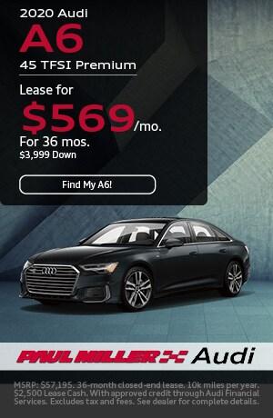 2020 - Audi - A6 45 TFSI Premium