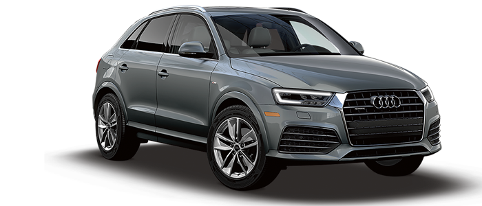 New 2018 Audi Q3 2.0 Premium at Paul Miller Audi
